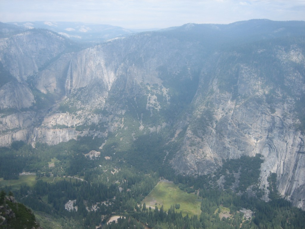 Yosemite Valley and Fall