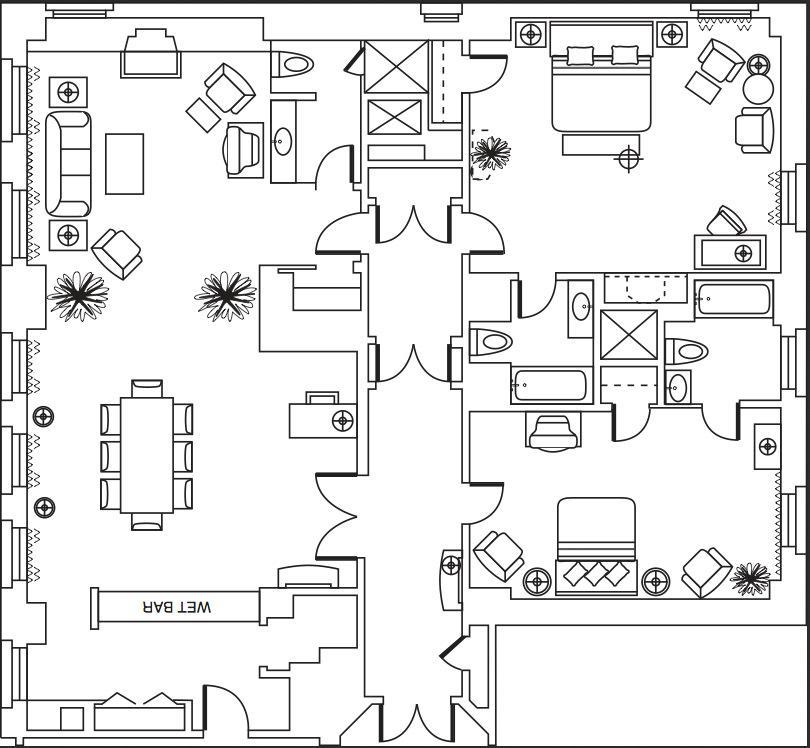 London_Suite_Floor_Plan